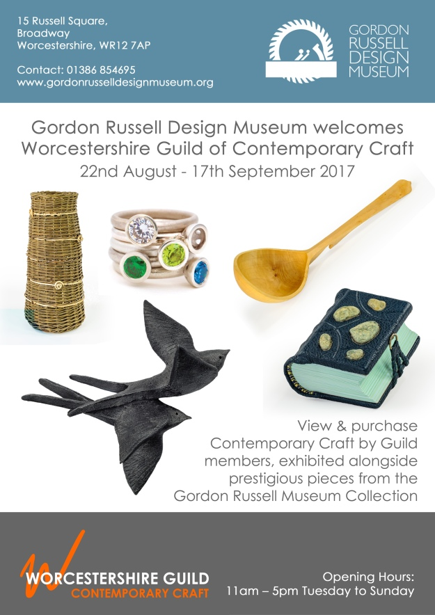 Gordon Russell Poster A5