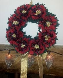 Progged wreath by Ann Marie le Gall
