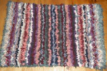 Progged rug by Fiona Valentine