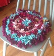 Seat mat by Hazel Williams